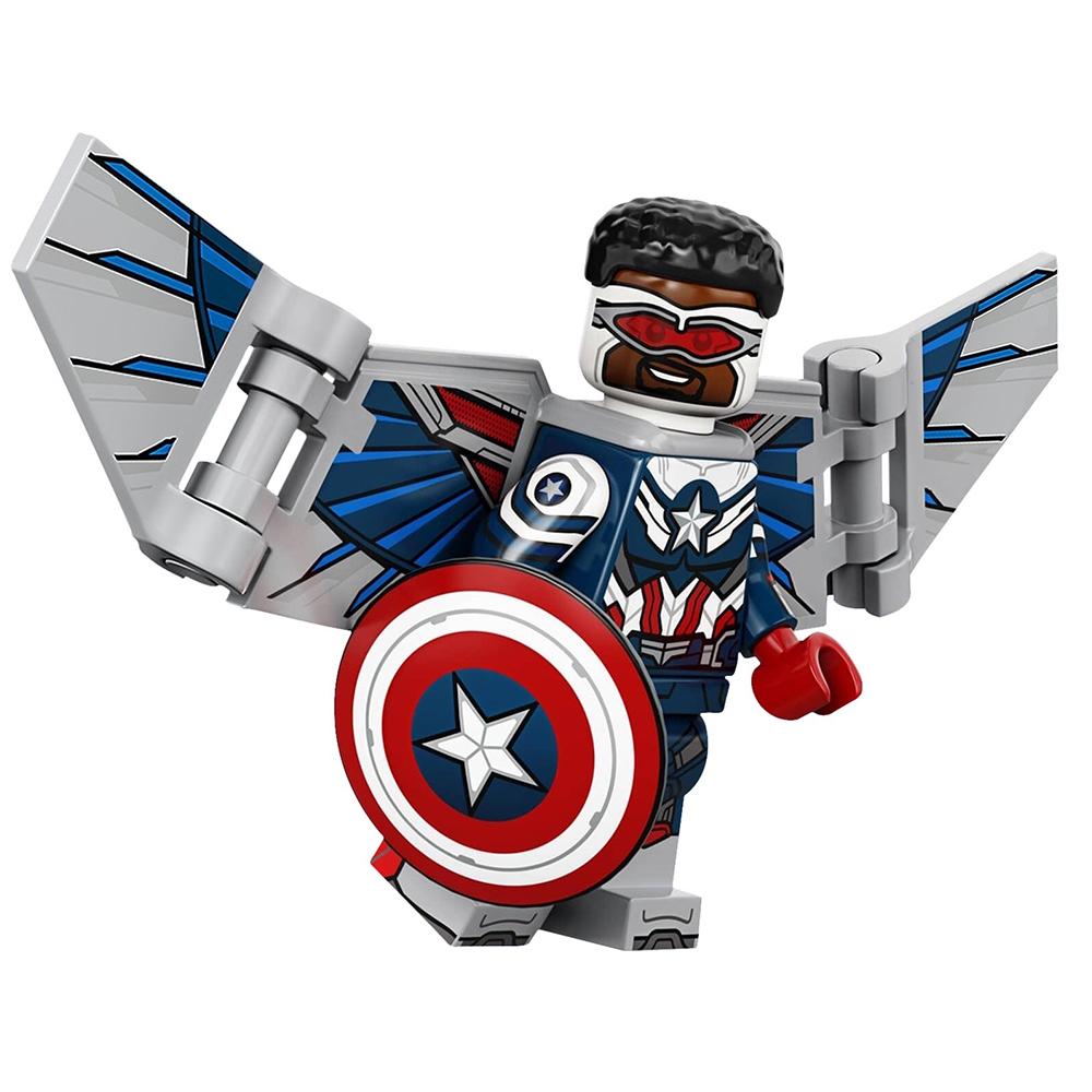 LEGO Minifigures 71031 Captain America