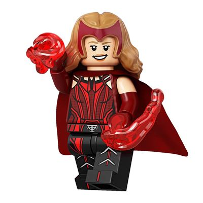 LEGO Minifigures 71031 The Scarlet Witch