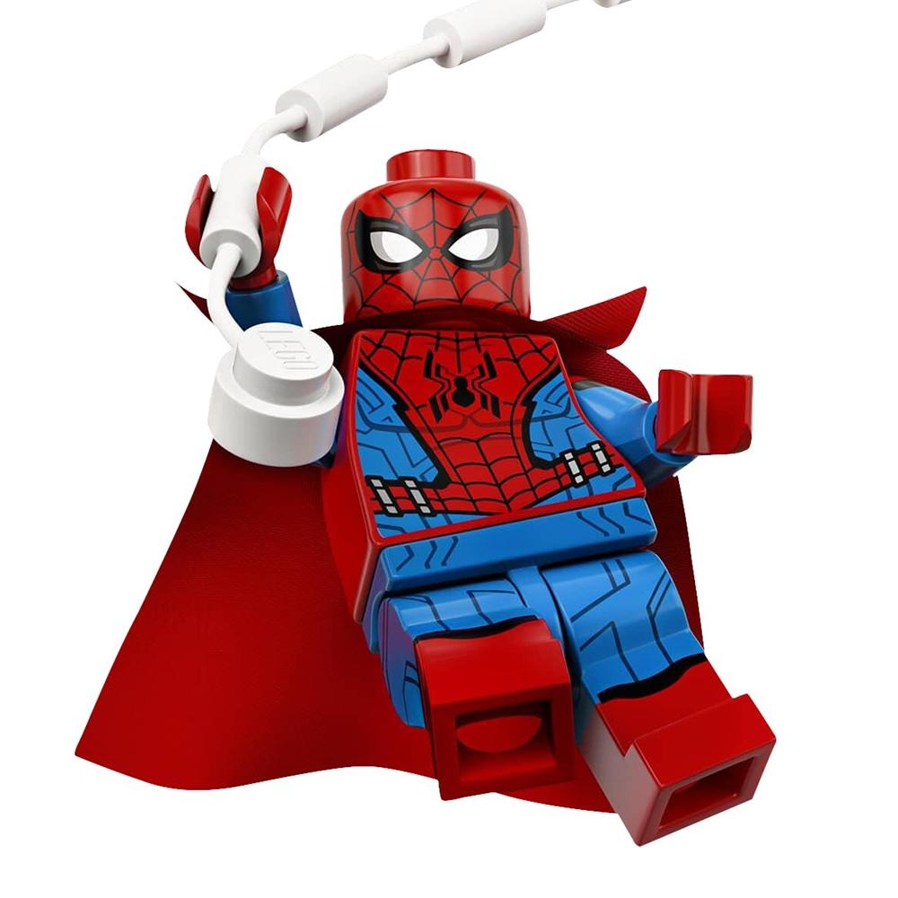 LEGO Minifigures 71031 Zombie Hunter Spidey