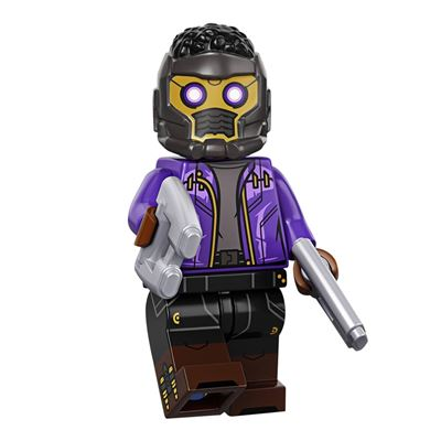LEGO Minifigures 71031 T'Challa Star-Lord