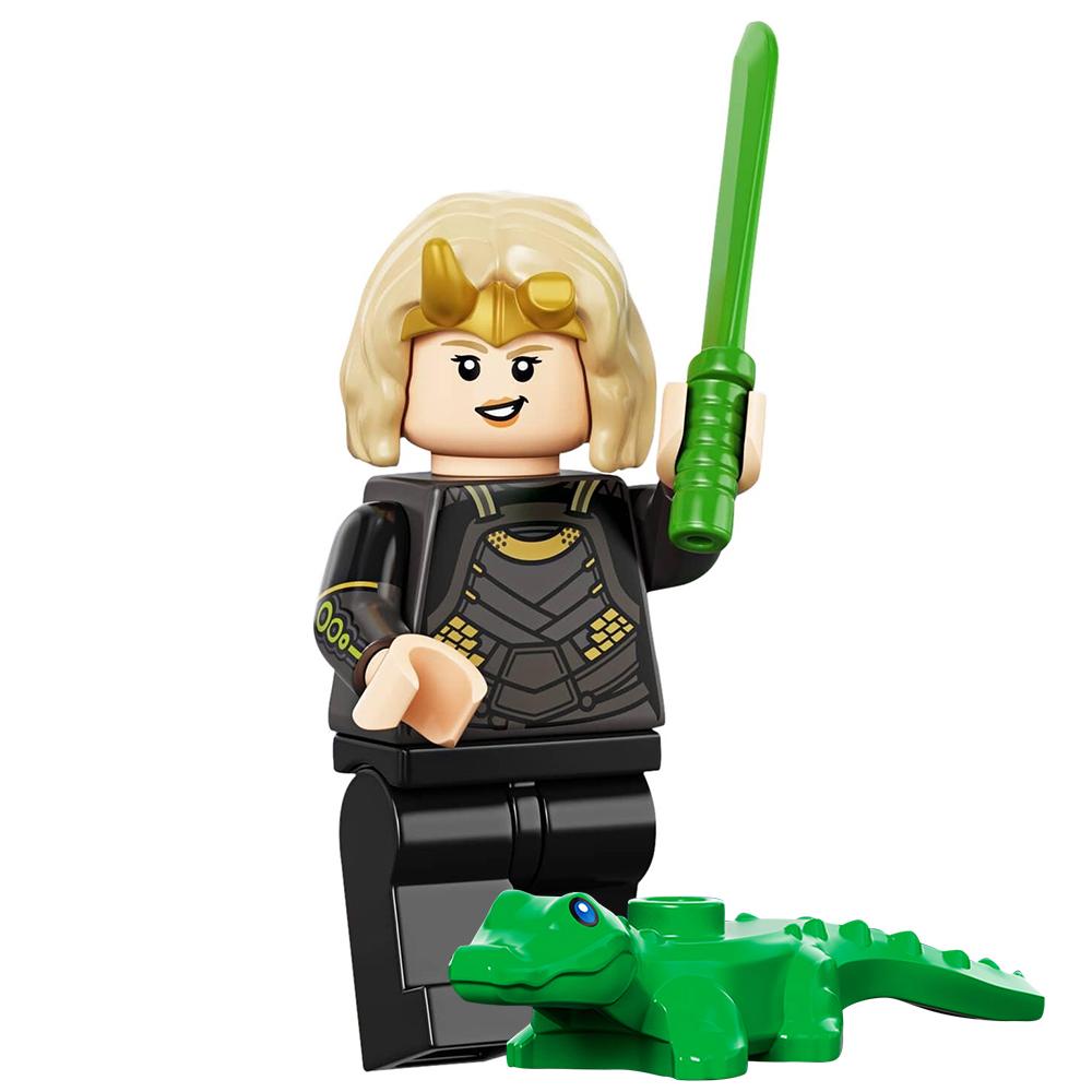 LEGO Minifigures 71031 Sylvie