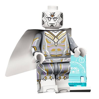 LEGO Minifigures 71031 The Vision