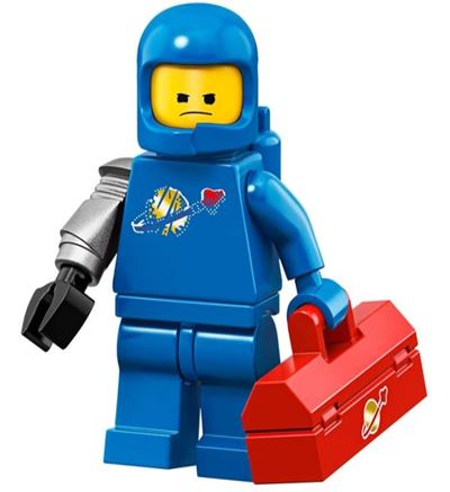 LEGO Minifigures 71023 Apocalypse Benny