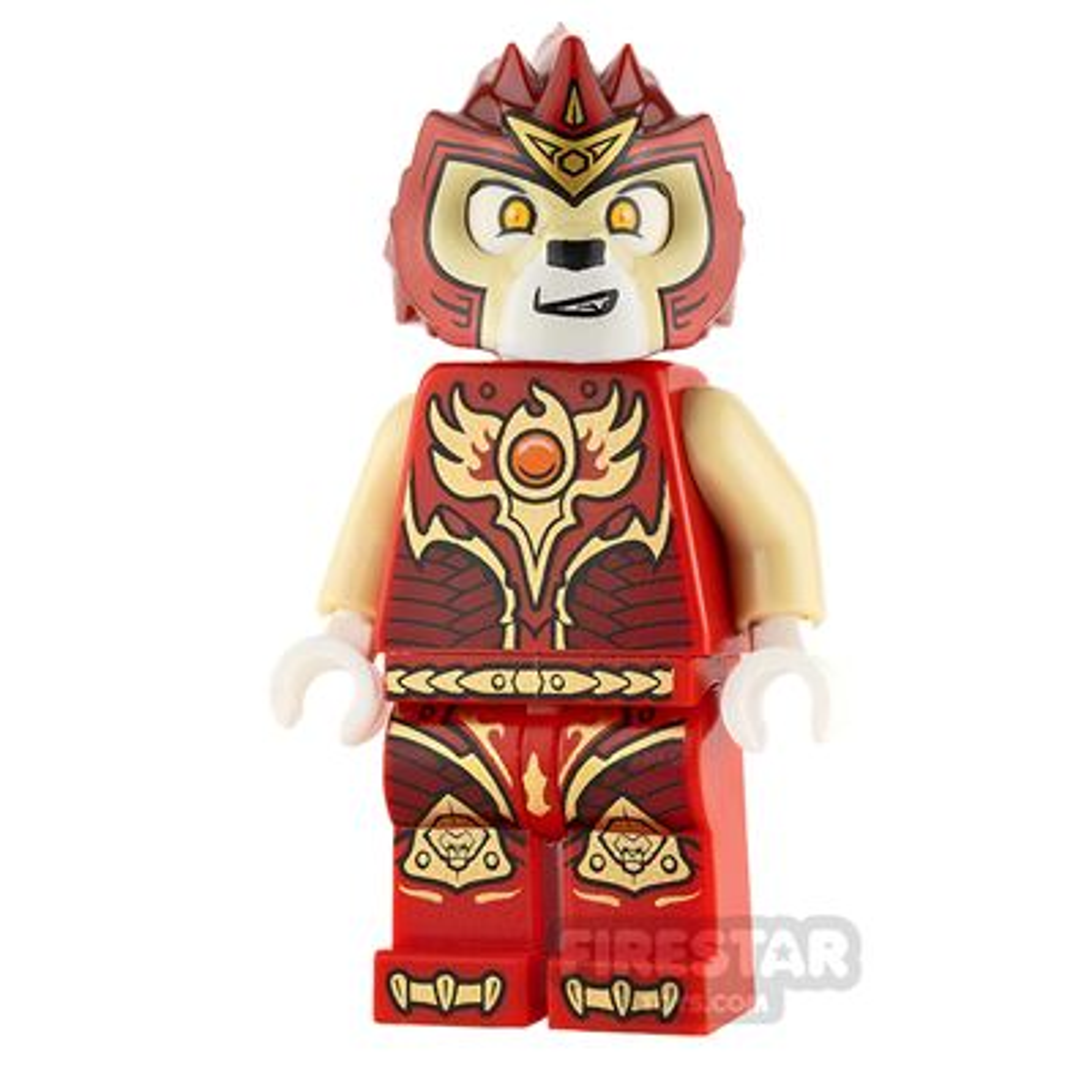 LEGO Legends of Chima Mini Figure - Laval Fire Chi