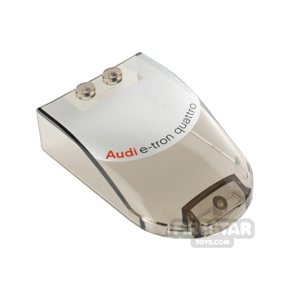 Curved Windscreen 6 x 4 x 1 - Audi