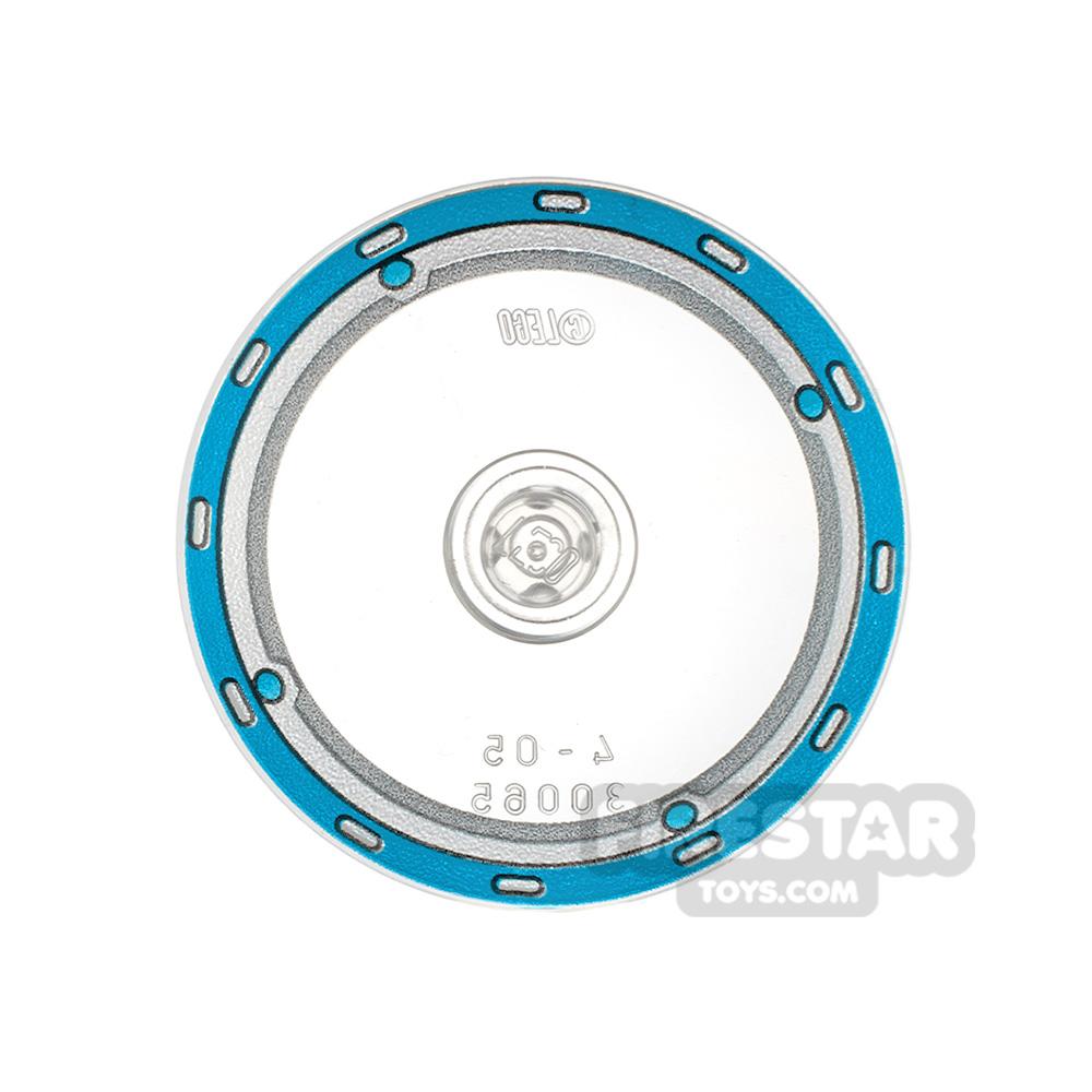 LEGO Dish 4x4 Gyrosphere