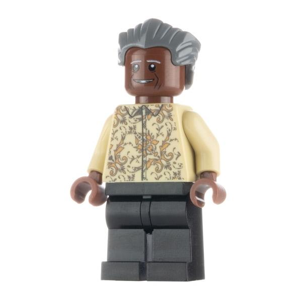 Custom Design Mini Figure - Nelson Mandela/ Madiba