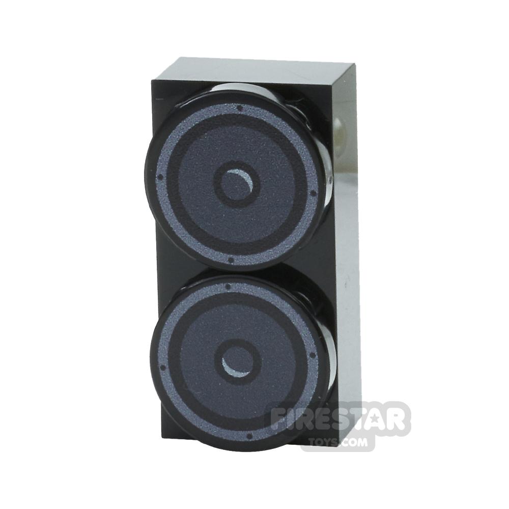 Custom Design Speaker 2x4