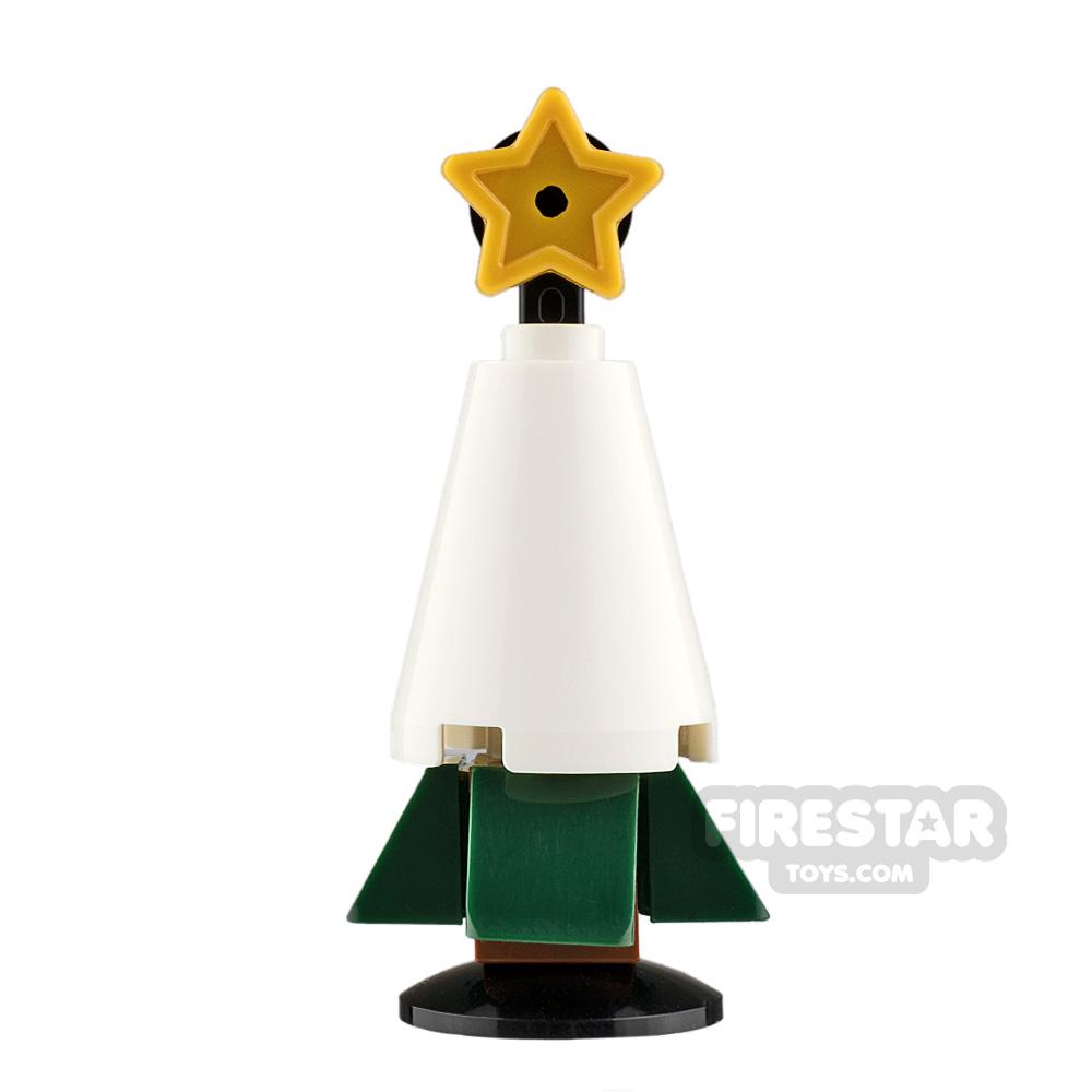 Custom Mini Set Mini Tree with Star