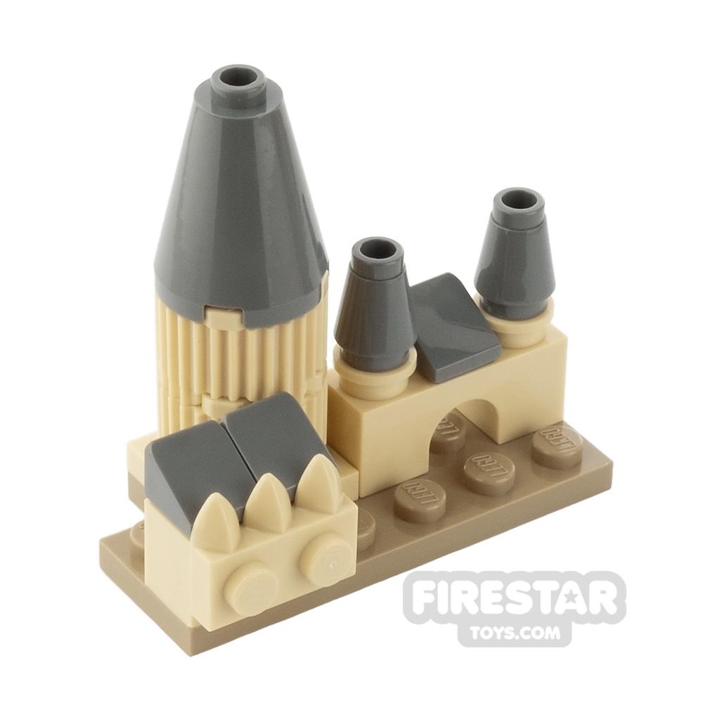 Custom Mini Set Mini Hogwarts Castle