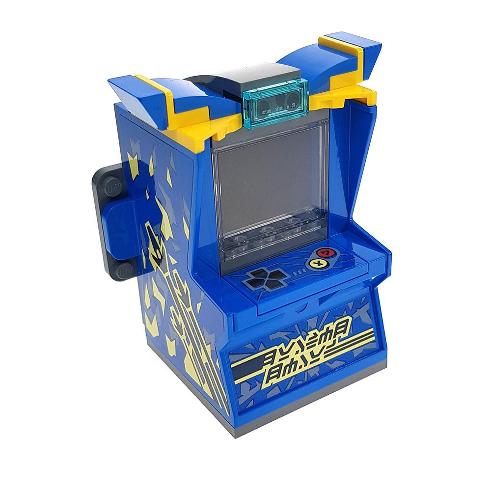 Custom Mini Set Ninjago Arcade