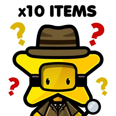 Mystery Bag with 10 Items