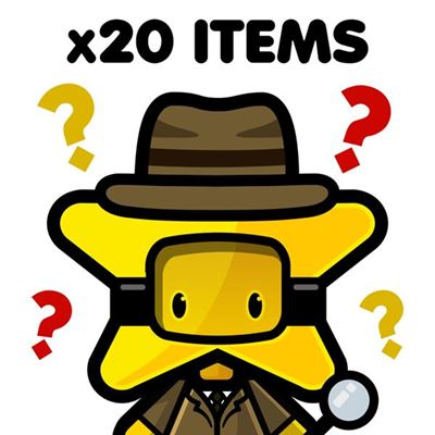 Mystery Bag with 20 Items
