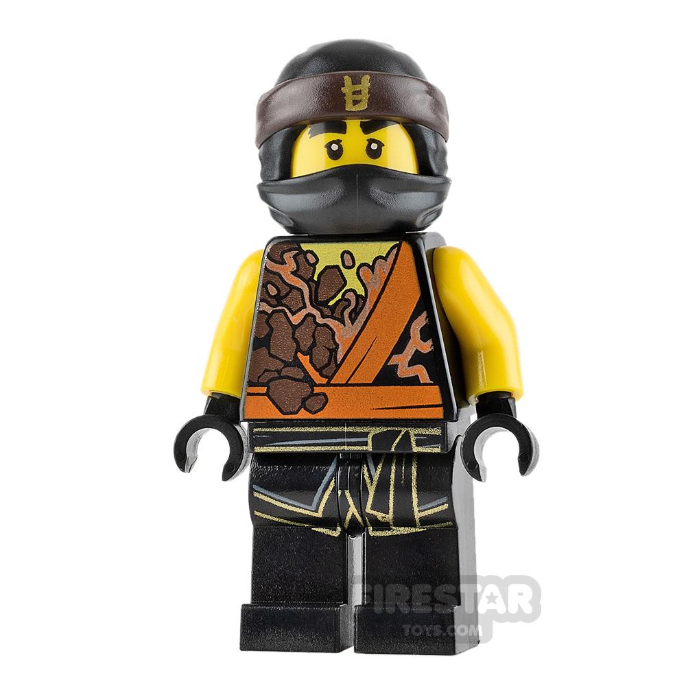 LEGO Ninjago Minifigure Cole Sons Of Gramadon
