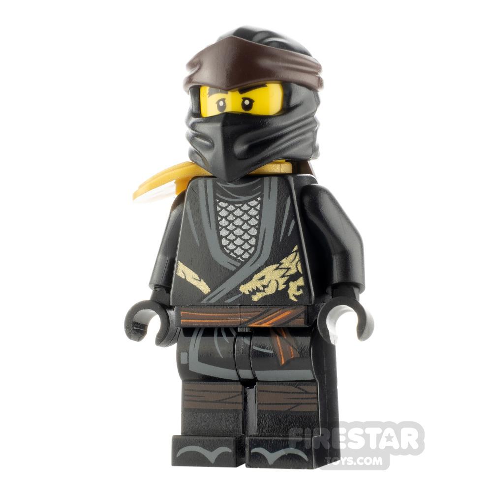 LEGO Ninjago Minifigure Cole Legacy Shoulder Pad
