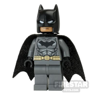 LEGO Super Heroes Mini Figure - Batman - Gold Belt