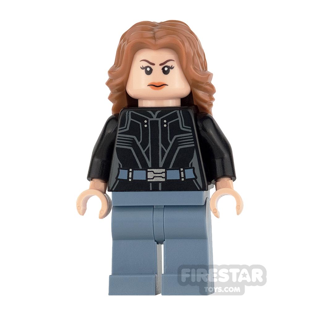 LEGO Super Heroes Mini Figure - Agent 13