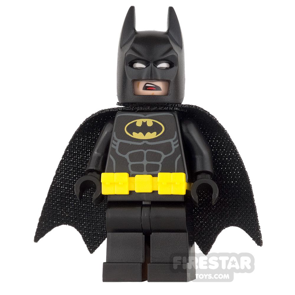 LEGO Super Heroes Mini Figure - Batman - Utility Belt, Head Type 1