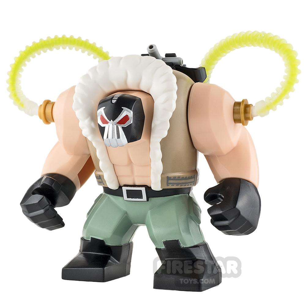 LEGO Super Heroes Mini Figure - Bane - Giant