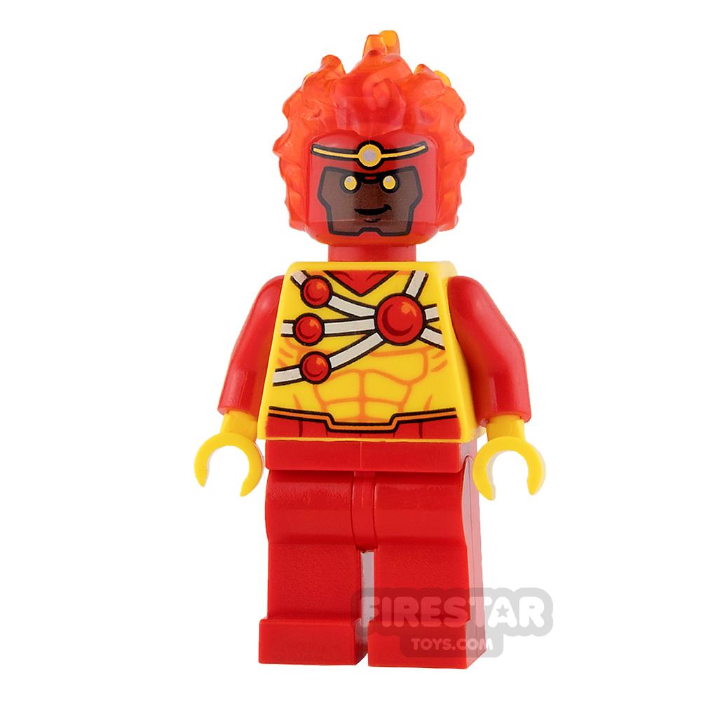LEGO Super Heroes Mini Figure - Firestorm