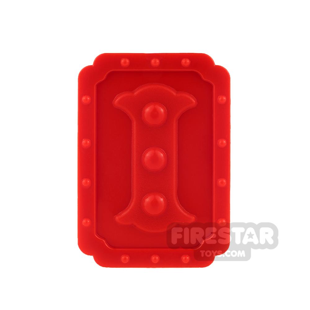 BrickTW - Spear Shield - Red