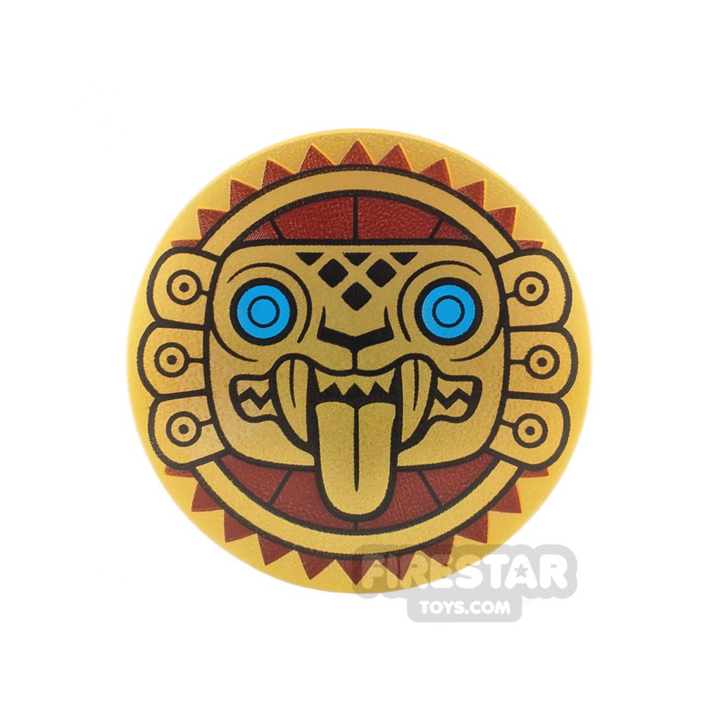 LEGO Shield Jaguar Face