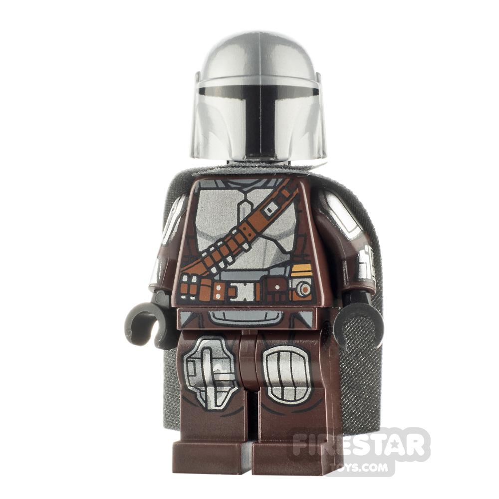 LEGO Star Wars Minifigure The Mandalorian Beskar Armour