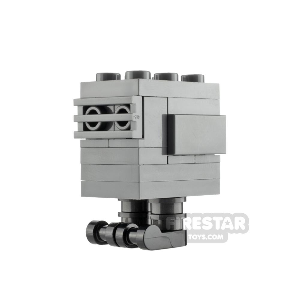 LEGO Star Wars Minifigure Gonk Droid Dark Blueish Gray