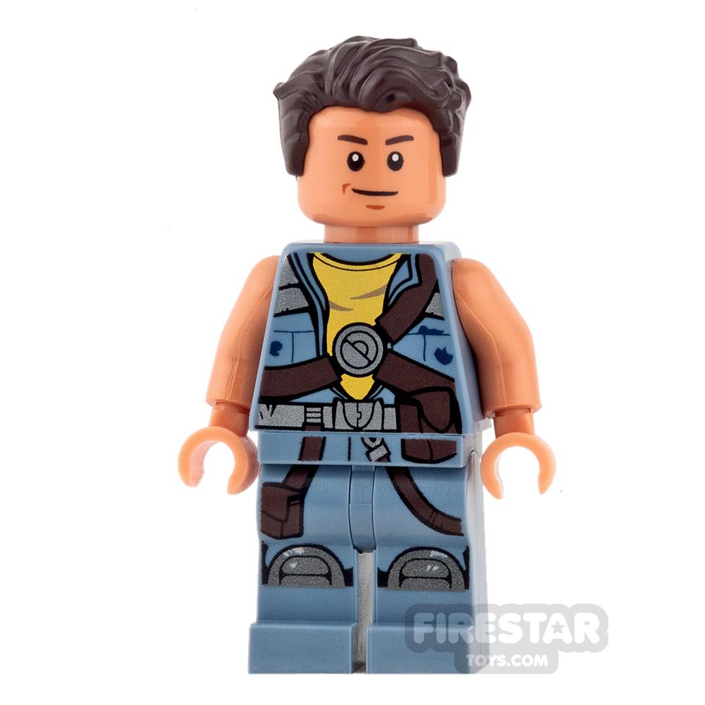 LEGO Star Wars Mini Figure - Zander