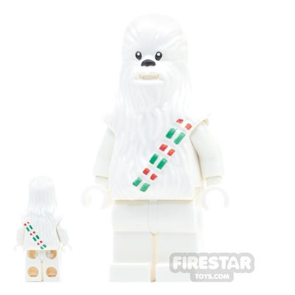 LEGO Star Wars Mini Figure - Snow Chewbacca