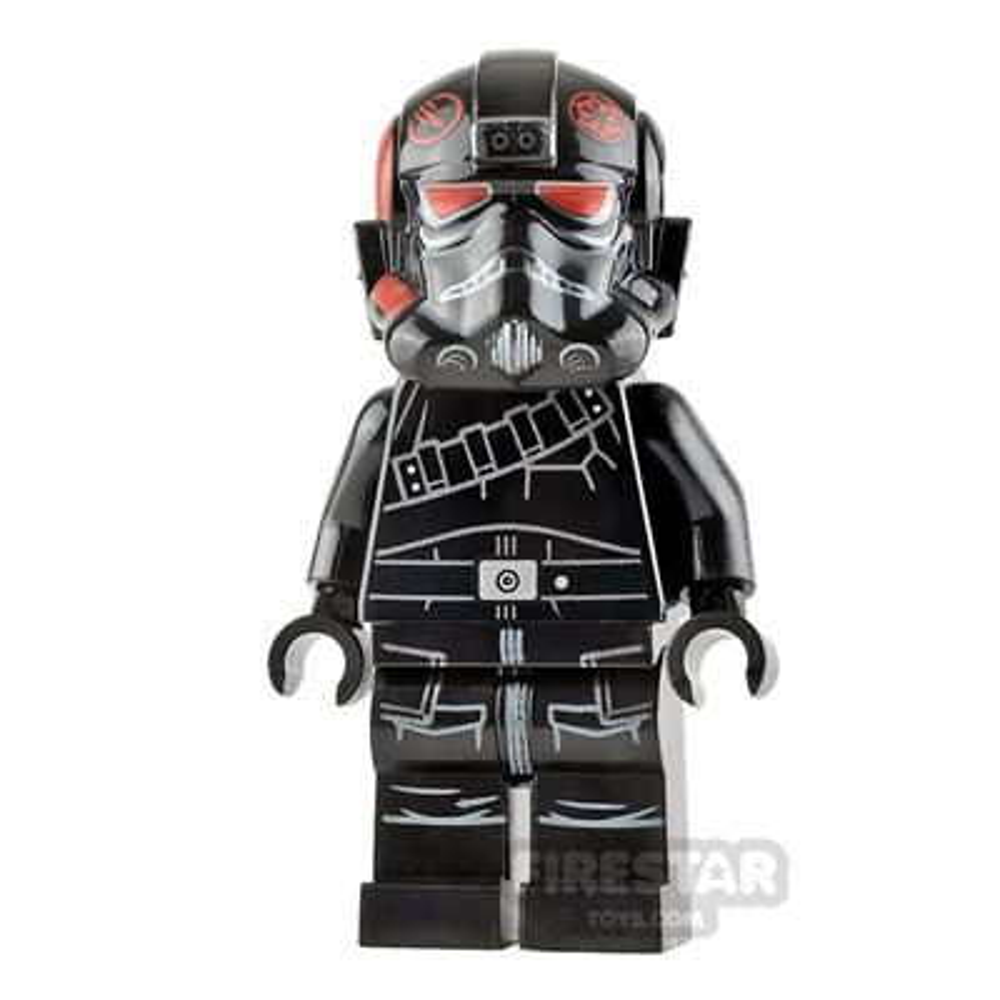 LEGO Star Wars Mini Figure - Inferno Squad Agent - Sunken Eyes