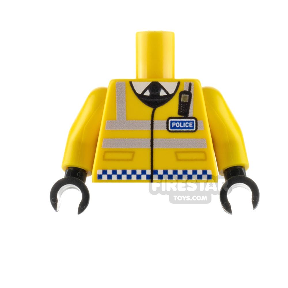 Custom Design Torso - British Police