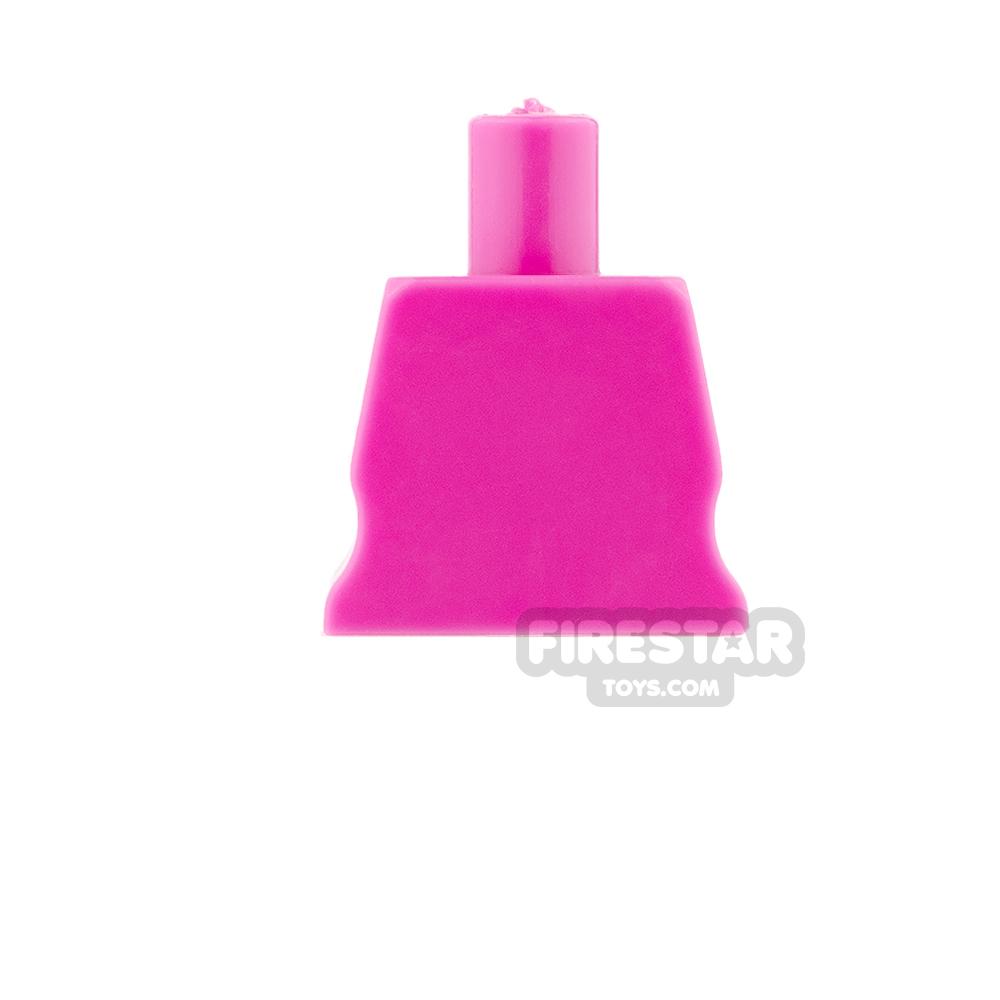 Arealight Mini Figure Torso - Plain - Pink