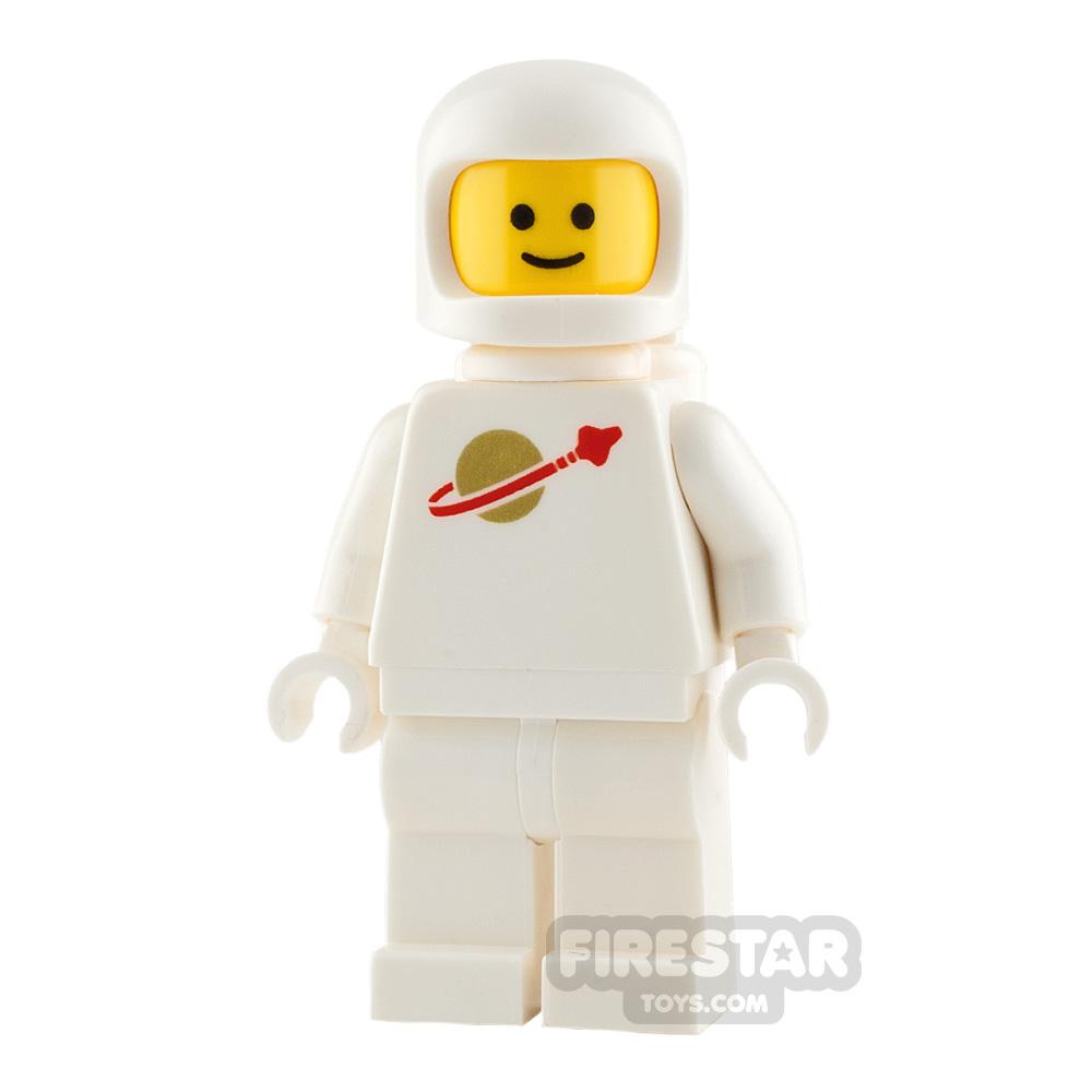 The LEGO Movie 2 Mini Figure - Classic Space - White