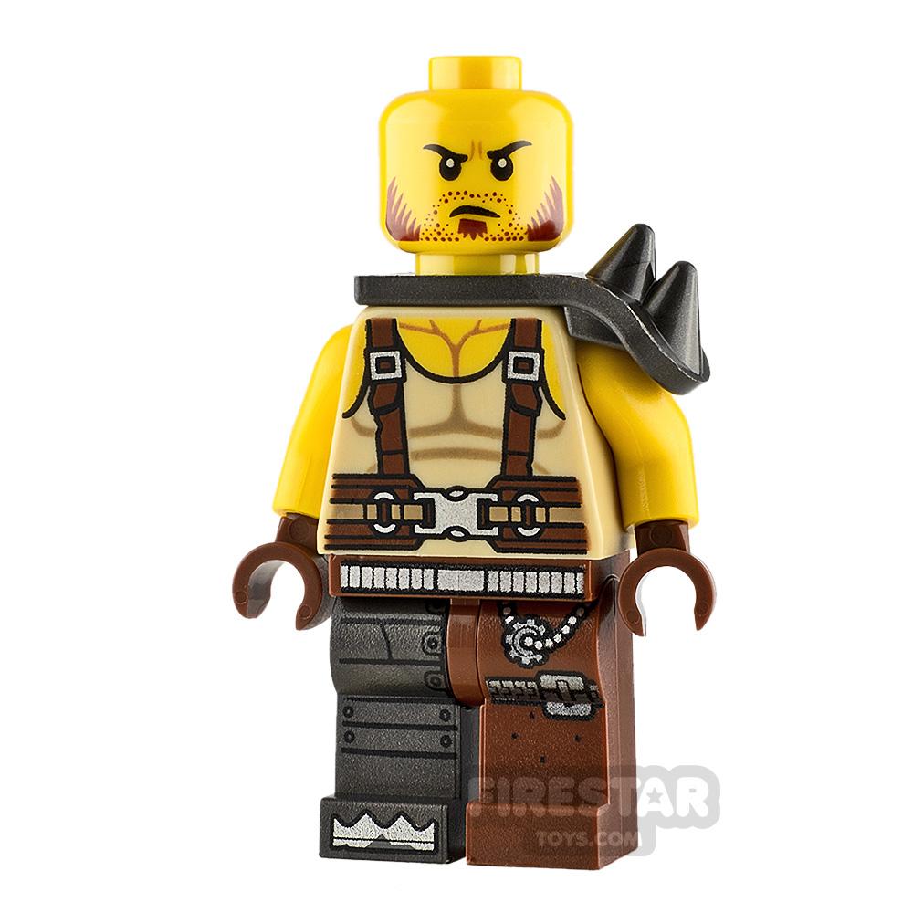 The LEGO Movie 2 Minifigure Maddox