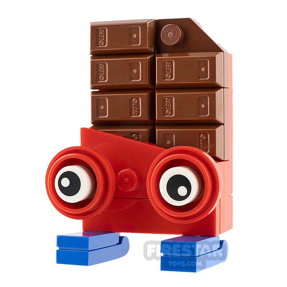 The LEGO Movie 2 Minifigure Chocolate Bar