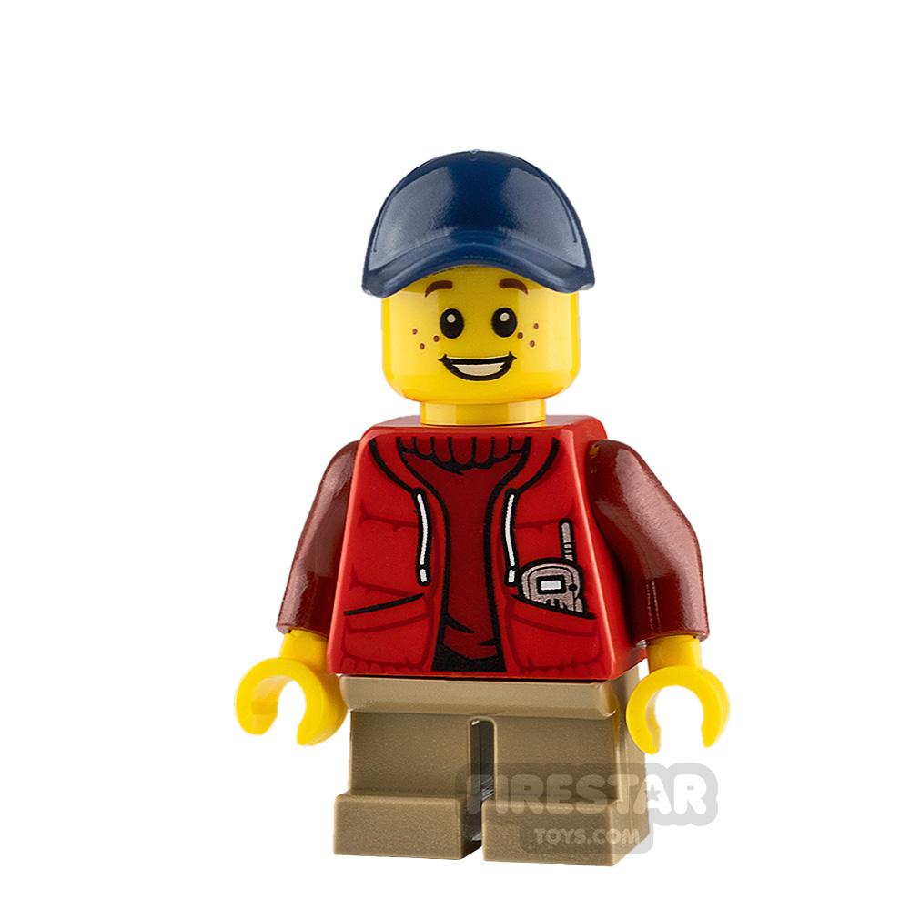 LEGO City Minifigure Camper Boy