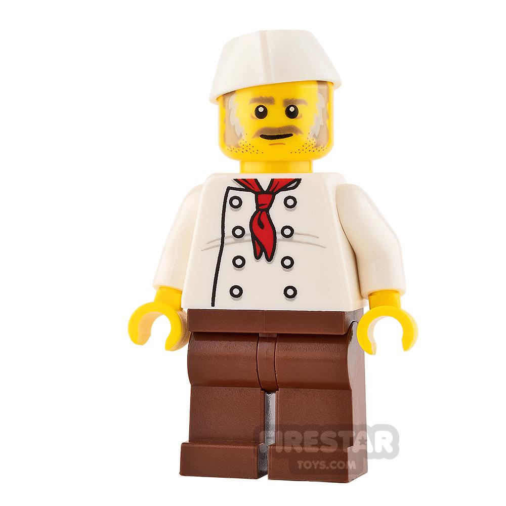 LEGO City Mini Figure - Chef