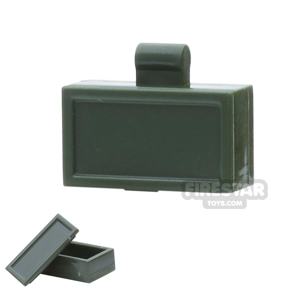 BrickForge - Ammo Case - Army Green