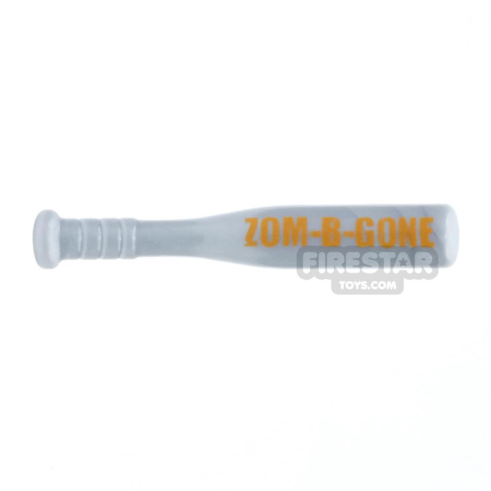 BrickForge - Zom B Gone Baseball Bat - Aluminium