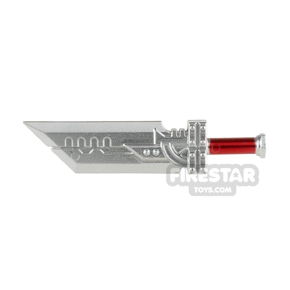 BrickRaiders Final Fantasy Sword
