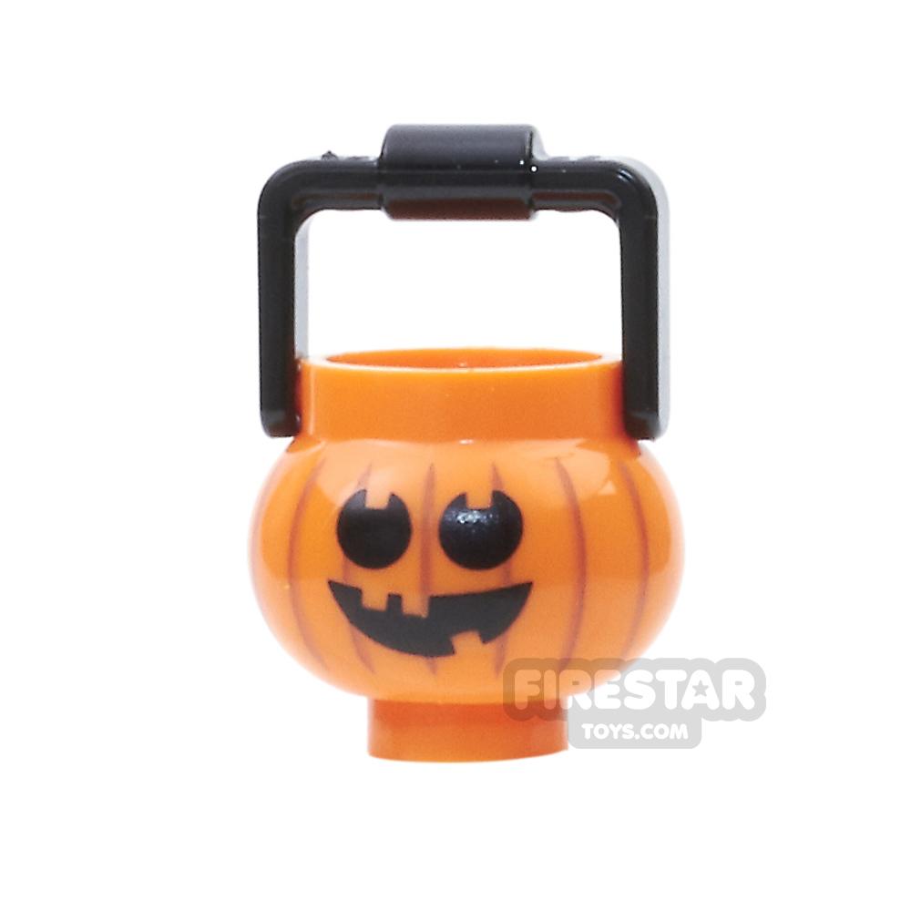 LEGO - Halloween Pumpkin Basket - Round Eyes