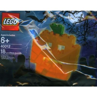 View Halloween LEGO Polybags products