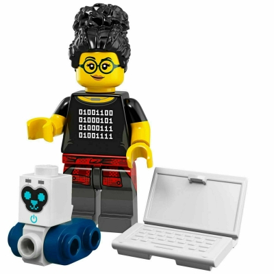 View Minifigures Series 19 products