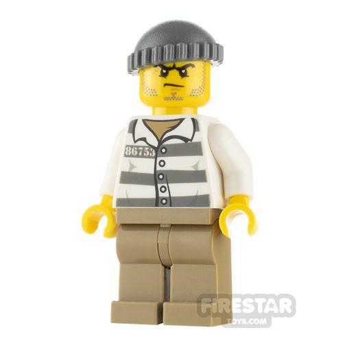 View City Prisoner LEGO Minifigures products