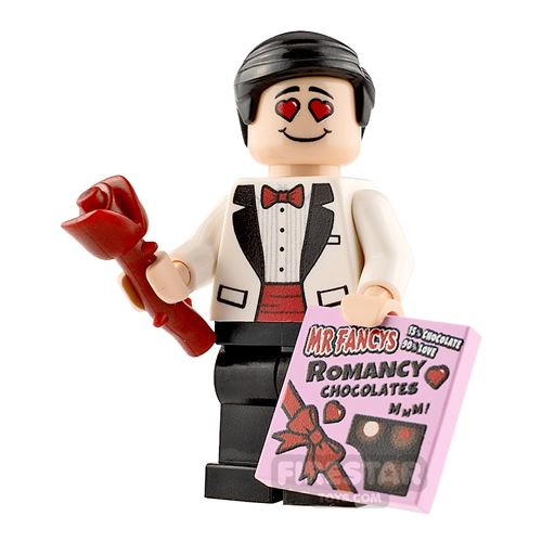 View LEGO Valentines products