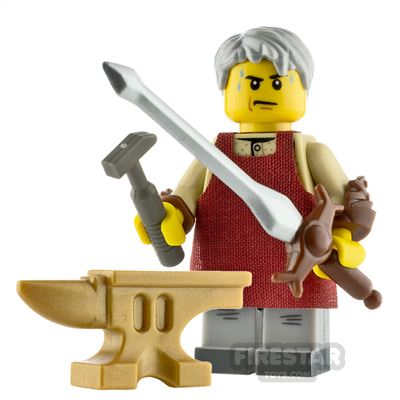 View FSTcustoms Minifigures products