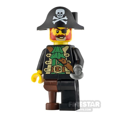 View Pirate LEGO Minifigures products