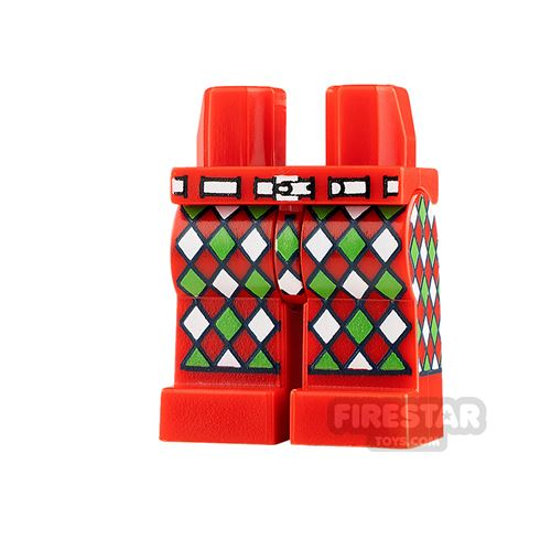 View Minifigure Printed Legs products