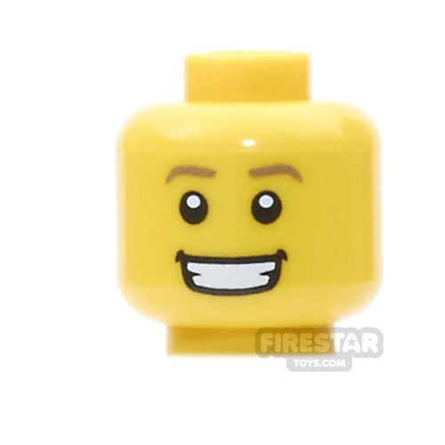View Minifigure Heads products